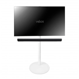 Vebos tv standfuß Yamaha YAS 209 Sound Bar weiß